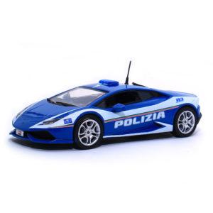 modellino auto polizia Lamborghini Huracan