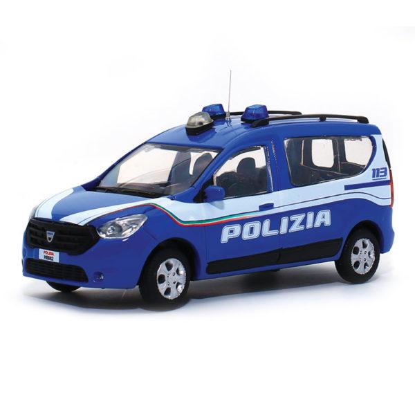 modellini auto polizia