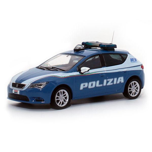 automodellismo polizia