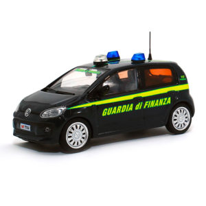BMW modellino in scala guardia di finanza