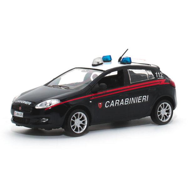 Fiat Bravo modellino carabinieri