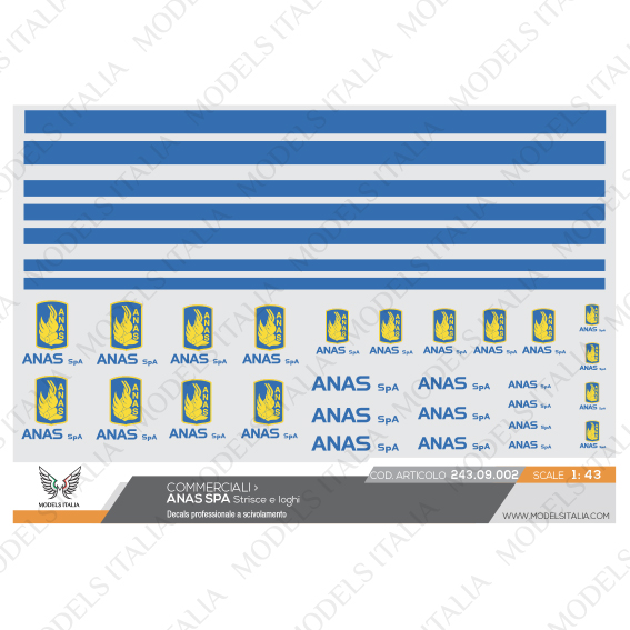 decals anas spa