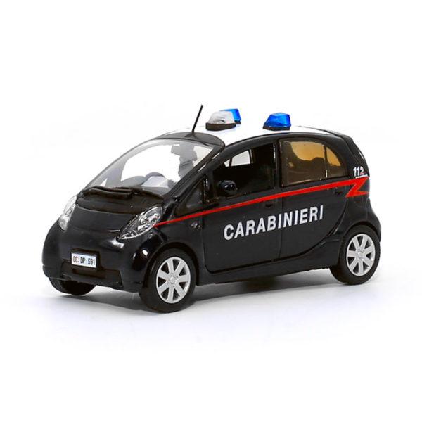 modellini carabinieri