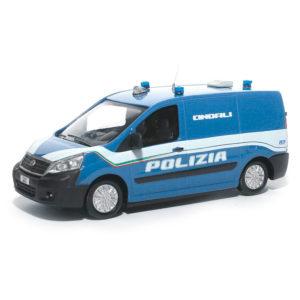 modellini in scala polizia