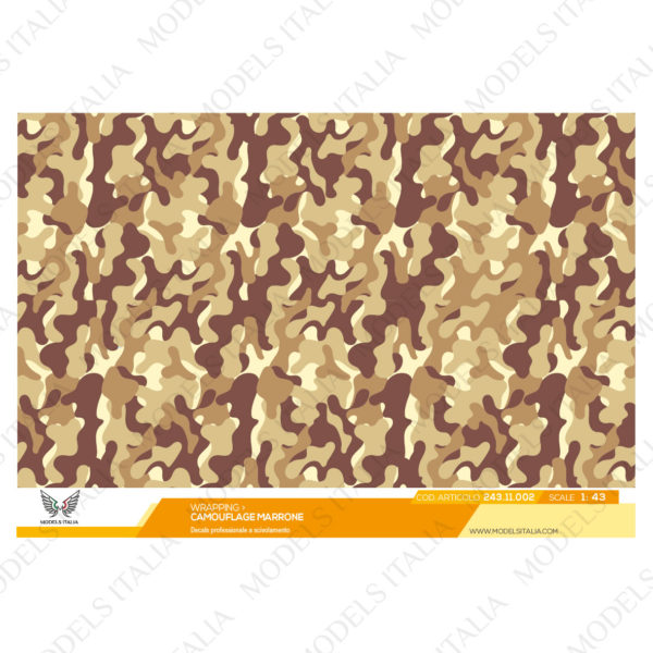 decal camouflage