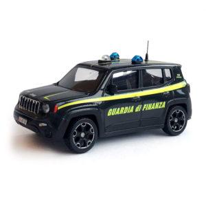 jeep renegade guardia di finanza